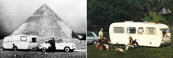 Dethleffs: 60-70-е годы...