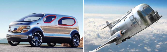 Airstream: на четырех колесах и на крыльях