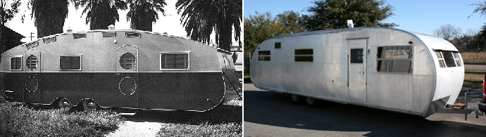 Airstream: эксперименты с формой