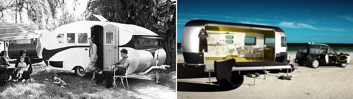 Airstream: эксперименты с содержанием