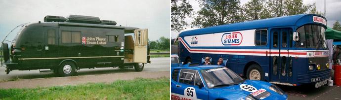 Моторхоумы: все начиналось с автобусов