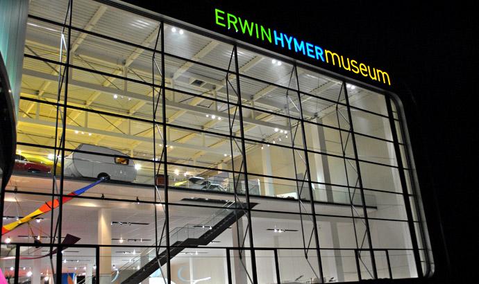 Erwin Hymer Museum: вся история караванинга!