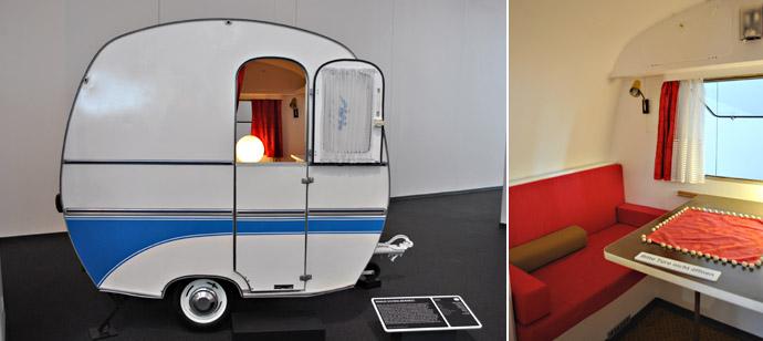 Knaus Schwalbennest: ну очень маленький караван!
