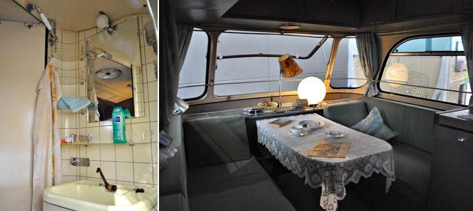 Mikafa Reisemobil De Luxe: просторен и богато оснащен
