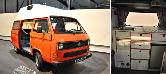 VW T3: не менее успешное шасси для автодомов