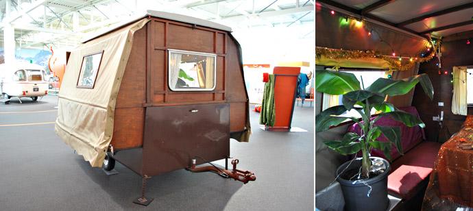Vage Minor: смесь прицепа-палатки и обычного каравана