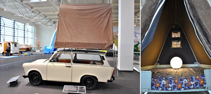 Muller Autodachzelt: классическая палатка на крышу